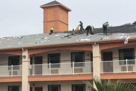 Common Repair of Commercial Roofing